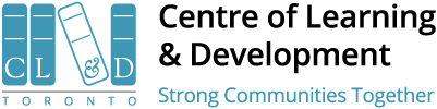 Toronto Centre for Community Learning & Development Logo